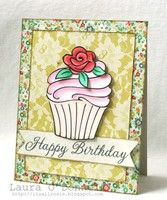 A Project by Laura ODonnell from our Stamping Cardmaking Galleries originally submitted 05/28/12 at 02:34 PM