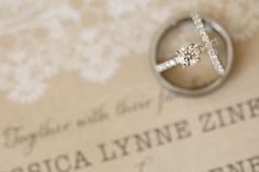 every last detail | wedding rings | ring photography