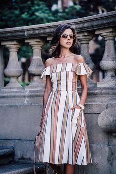 VivaLuxury - Fashion Blog by Annabelle Fleur: PRETTY STRIPES