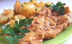 Smažená kuřecí prsa jsou tradičním jídlem, které podáváme s bramborovou kaší nebo bramborovým salátem. Vyzkoušejte si připravit těstíčko z lněných a sezamových semínek.