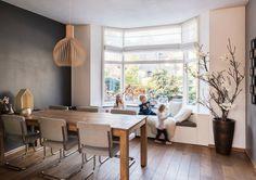 Stoer landelijk wonen | Erkerbank | Met Mijke Interior Styling & Met Jan realisatie | Fotografie Monique Aaldijk