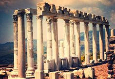 Bergama (Pergamon) added to UNESCO World Heritage List.