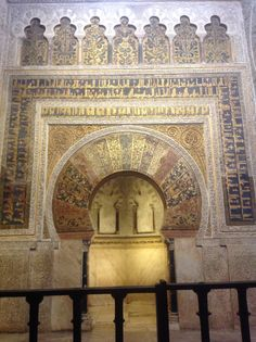 Mezquita de Córdoba España