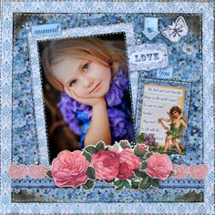 Kaisercraft Key To My Heart Collection By Kelly-ann Oosterbeek. Baby Scrapbook, Scrapbook Albums, Scrapbooking Layouts, Scrapbook Cards, Kids Pages, Key To My Heart, Baby Kids, Kids Girls, Anna Griffin