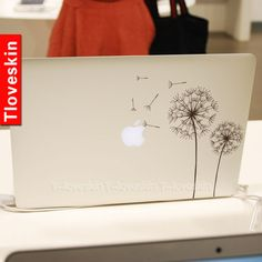 Decal for Macbook Pro, Air or Ipad Stickers Macbook Decals Apple Decal for Macbook Pro / Macbook Air 3753. $8.99, via Etsy.
