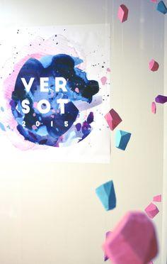 Nice poster by Eeva Kylén. Playing Cards, Diamonds, Lily, Poster, Blog, Design, Diamond, Lilies, Design Comics