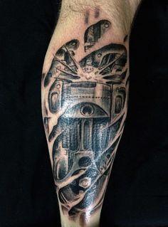piston tattoo - Google zoeken