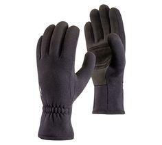 Size XS  MidWeight ScreenTap Fleece GlovesMidWeight ScreenTap Fleece Gloves, Black