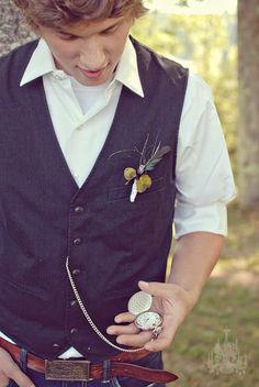 Lydia Jane Photography - fabulous groomsman style!This is it I want my guys wearing something like this!