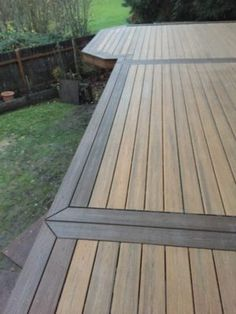 Deck Patterns, Deck Framing, Terrasse Design, Deck Flooring, Deck Colors, Deck Pictures, Composite Decking, Trex Decking, Composite Deck Boards