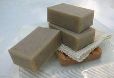 Dead Sea Mud Organic Handmade Soap by SweetSallysSoaps on Etsy, $6.50