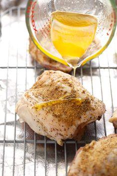 Best Chicken Thigh Recipe, Chicken Thigh Recipes, Best Chicken Recipes, Honey Garlic Sauce, Honey Garlic Chicken, Balsamic Chicken Pasta, Crispy Baked Chicken Thighs, Chicken Skin, Slow Cooker Chicken