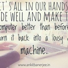 #Coding #Programming #developers #codewell #cleancode #Computers #BetterProgramming