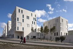 Social Housing In Ceuta / IND [Inter National Design]