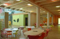 the architecture of early childhood: Reggio Emilia's: The Loris Malaguzzi International Centre