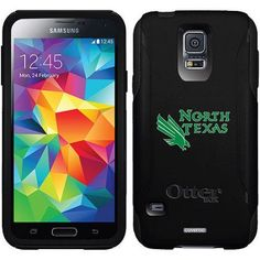 North Texas Mark Design on OtterBox Commuter Series Case for Samsung Galaxy S5