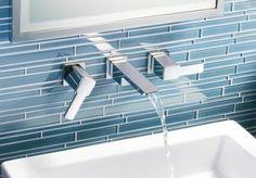 Moen 90 Degree - Wall Mount Bathroom Faucet
