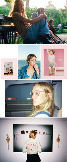 The Best Denim Pics in Chloë Sevigny's Cool New Book - Jean STORIES