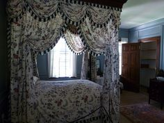 Colonial Williamsburg 2013 - Peyton Randolph House by Fashionable Frolick, via Flickr