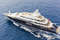 Superyacht of the Week: The magnificent 70 metre Numptia - SuperYacht of the Week - SuperyachtTimes.com