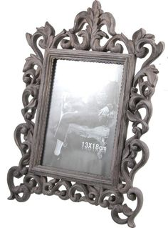 #Fotorahmen Bright, Mirror, Frame, Furniture, Home Decor, Holiday Photos, Picture Frame, Deco, Decoration Home