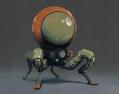 ArtStation - Bot Radar, Ivan Rastrigin