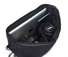 Licorice Whips - Mens or womens Zipper top Camera bag insert