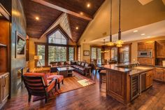 Village Walk four-bedroom, luxury residence steps from The Village at Northstar #TahoeMountainLodging