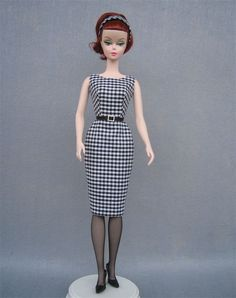 quarrier liang ,clothing suitable for silkstone barbie #quarrierliang