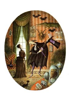A School Bewitched written by Naomi Lewis from a story by E. Nesbit, 1985