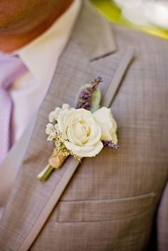 40 Grey And Lavender Wedding Ideas | HappyWedd.com