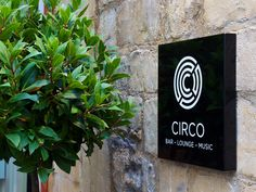 Circo exterior signage — Mytton Williams
