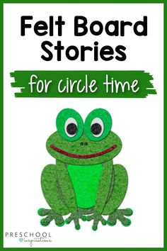 Felt board or flannel board stories are circle time magic! They keep children on the edge of their seats! Here are some of the best felt board stories for children.