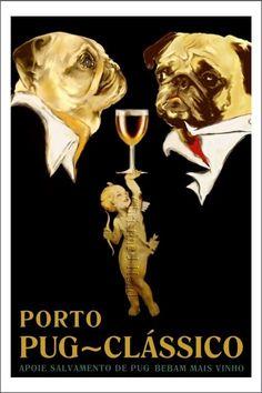 Pug poster