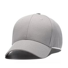 1e32e9cc5cd New brand outdoor sport fitted hat solid color cotton golf baseball caps  for men women unisex