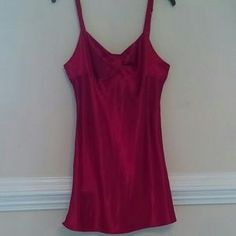 I just added this to my closet on Poshmark: Sale 💥 Victoria's Secret red slip. Price: $10 Size: M