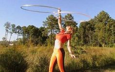 The Twin Helicopter Spin with Katie Sunshine # video