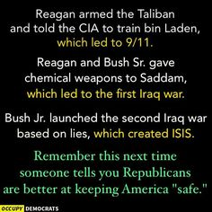 The lies of america about baghdad and the media coverup