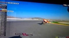 Valentino rossi GP Valencia 2015 Good Performance