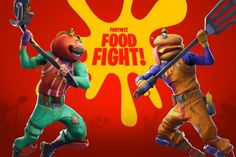 fortnite update intros food fight limited time mode more - miniature mode arene fortnite