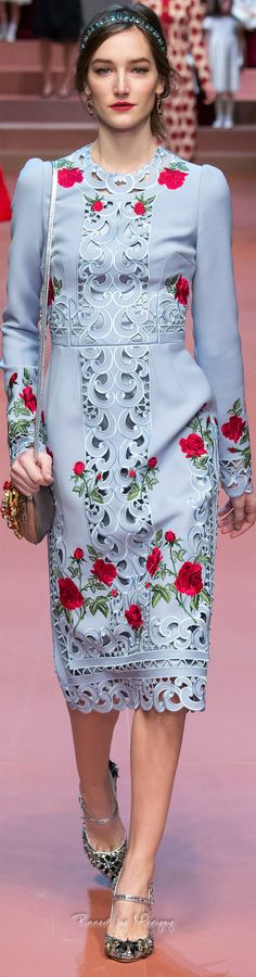 Dolce & Gabbana. 2015.