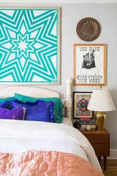 Vibrant, dramatic wall paint makes a big visual impact in just about any room. As does a patterned sofa in the living room or a graphic rug in the kitchen. But it's not just the big, bold design decisions that make noticeable changes to the look or feel of your home. In this post, members of the Apartment Therapy editorial team weigh in on the smaller design details they think make a big difference.