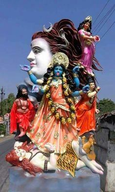 Maa Kali Images, Shiva Parvati Images, Durga Images, Shiva Shakti, Durga Ji, Saraswati Goddess, Goddess Lakshmi, Kali Puja, Kali Hindu
