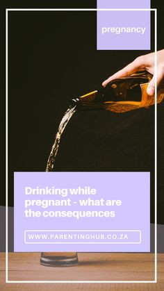 Drinking during pregnancy is a huge NO, no matter what stage of pregnancy you are in. Alcohol causes harm to your unborn baby, and can cause them to have lifelong physical and mental problems.