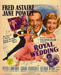 Mariage royal (ROYAL WEDDING)  - Film Complet VOST (fred astaire)