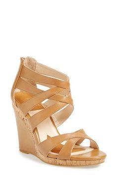 54bd40d6f7e Isolá  Alisha  Strappy Wedge Sandal (Women)