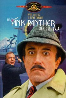 The Pink Panther triology - one of the goofiest, funniest movies you'll ever see. Starring the late Peter Sellers, whose comedic shoes nobody will ever be able to fill.