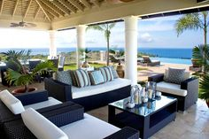 Harmony Hill at Tryall Club : Montego Bay : Jamaica Villas - Caribbean Villas