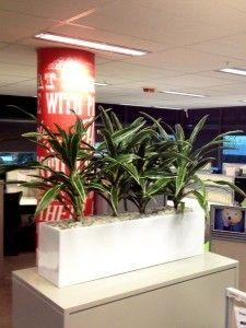 Cabinet Planter by Paul Pph on 500px#planthire #sydney #plantrental #indoorplanthire #officeplanthire