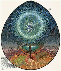 """""""Humans are a part of creation and shamanism is our way of connecting with the whole.""""  ― Will Adcock, Shamanism           ; Artwork Carl Jung, The Red Book via Shamanic Creations"""